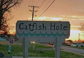 Catfish Hole in Fayetteville