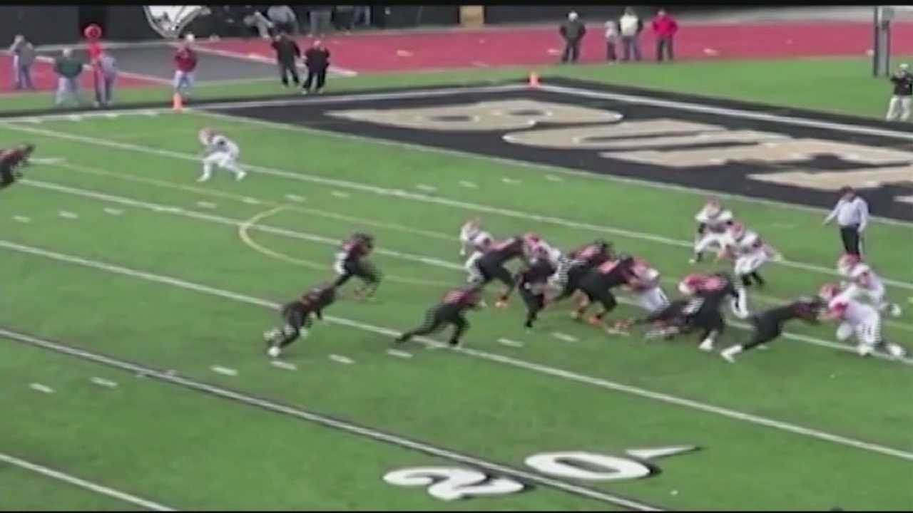 Former high school football coach accuses referees of racism after a game.