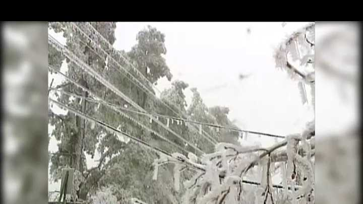 Power companies bracing for winter storm