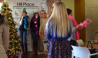 Hill Place Apartments Photo Booth