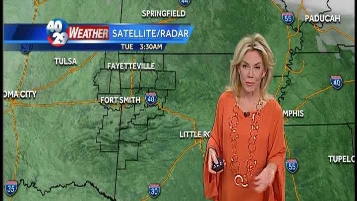 Laura's Weather Webcast Dec. 17th
