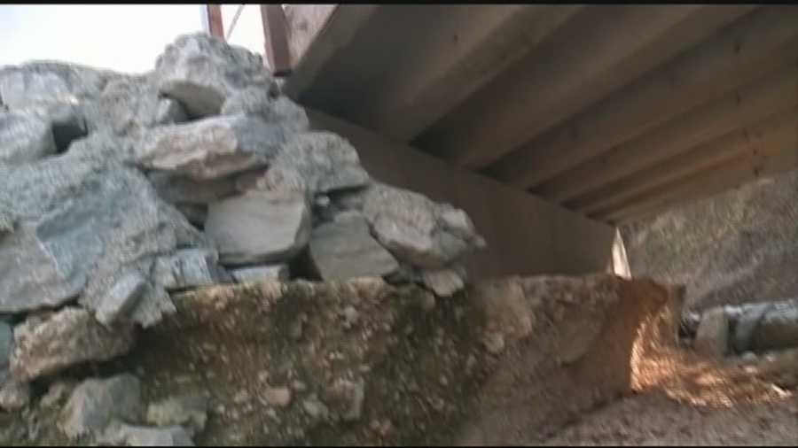 "Benton County officials admit to losing paperwork regarding bridge inspections. Locals say they are disappointed  the inspection records were lost in the first place. Officials had to reinspect several bridges in the area.  The list includes 23 bridges deemed ""structurally deficient."""