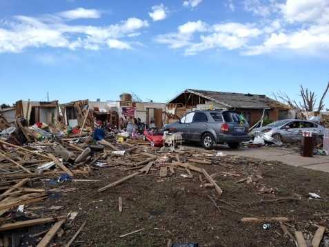 On May 20, a devastating EF-5 tornado roared through the suburbs of Oklahoma City pulverizing entire city blocks and leaving behind miles of damage. 40/29 sent a crew to cover the destruction and the stories of those who survived.