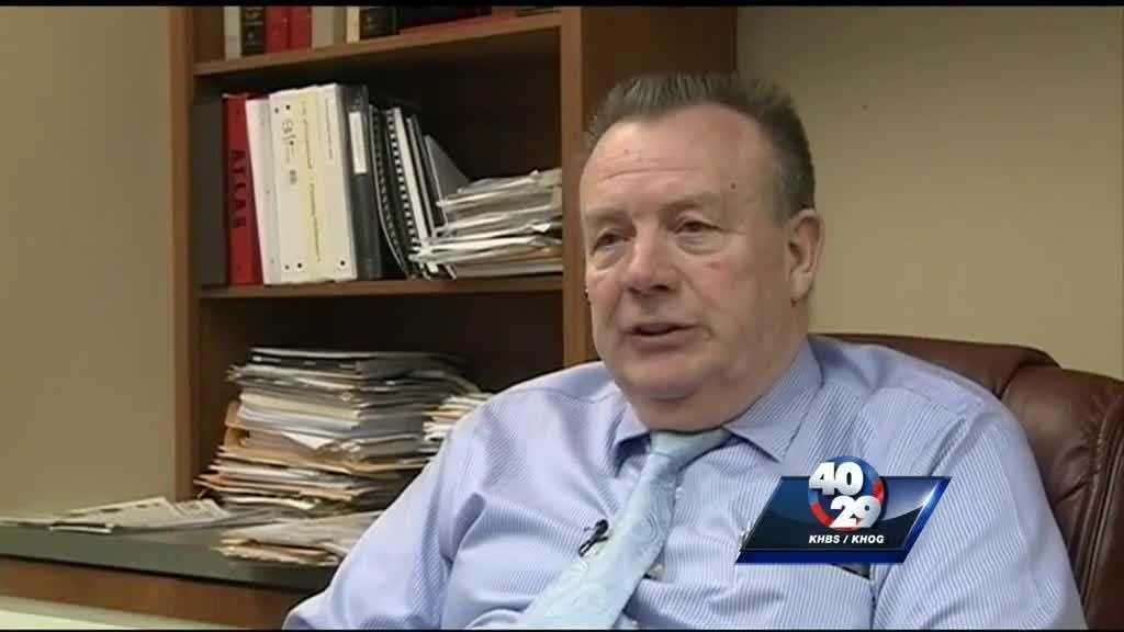 Mayor Del Gabbard
