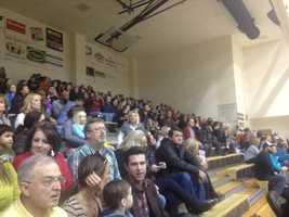 Rogers Heritage vs Bentonville