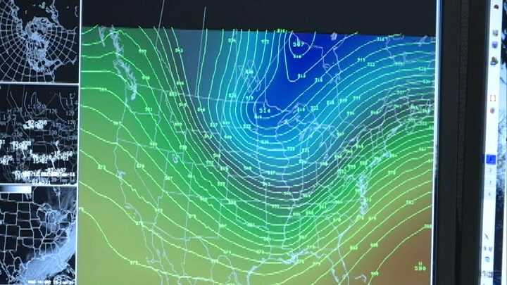 Cold weather pattern keeps Arkansas temperatures low