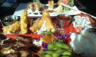 Shogun Japanese Steak & Sushi: $28, 445