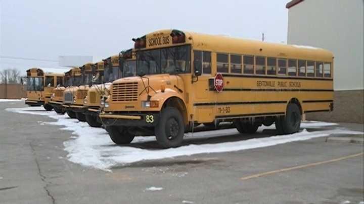 Parents concerned about bus delays in Bentonville School District