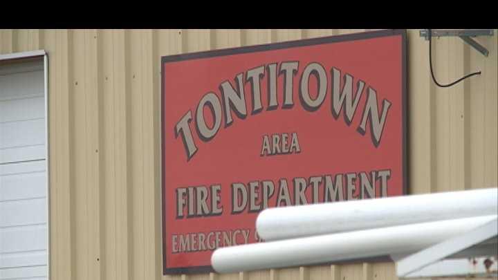 Tontitown fire