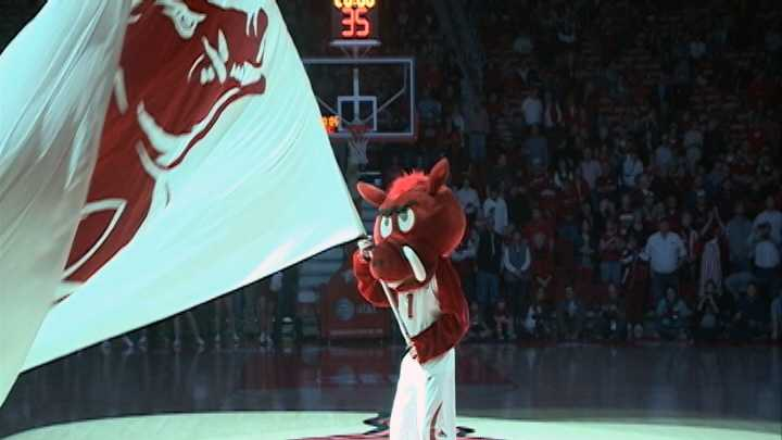 Big Red Bud Walton Arena