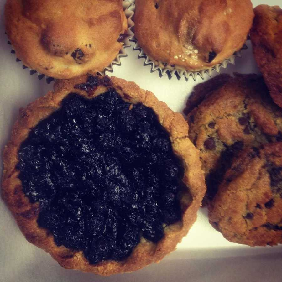 Kind Kitchen: Bentonville: Vegan Tart and Muffins