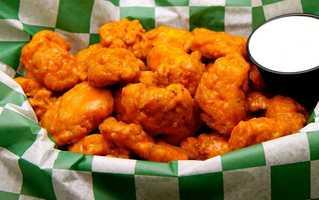 Wings, Beef O Brady's, Bentonville
