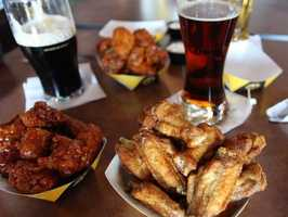 Wings, Buffalo Wild Wings, Springdale