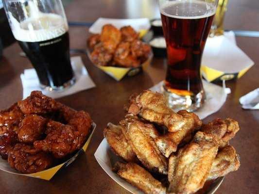 Wings, Buffalo Wild Wings, Springdale