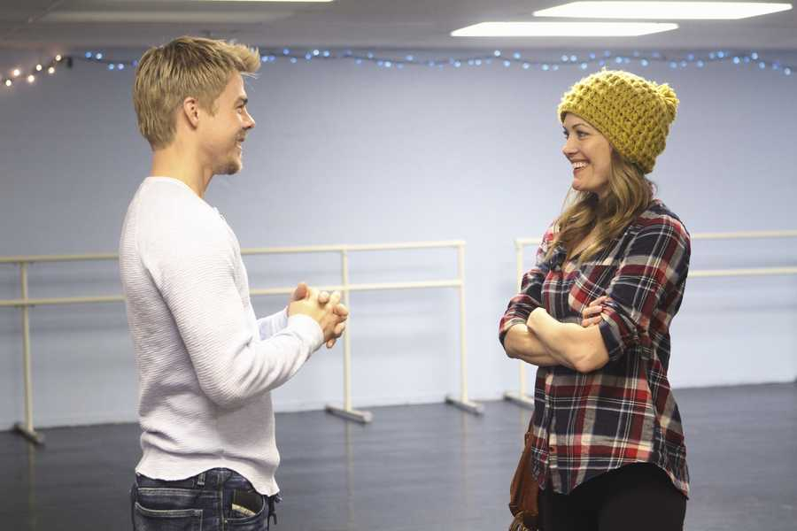 AMY PURDY and DEREK HOUGH