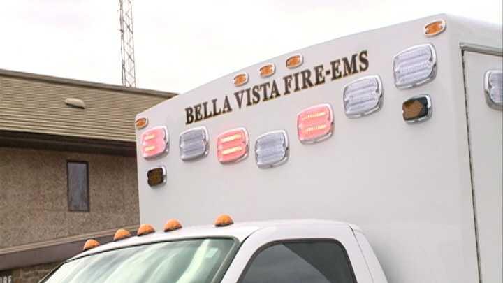 Bella Vista ambulance