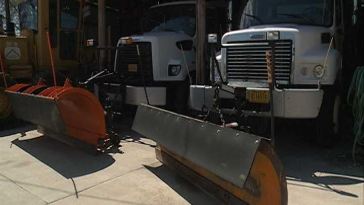 Bentonville snow plows