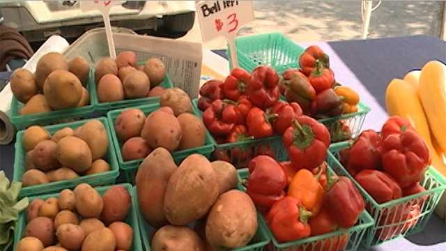 Fayetteville Farmers Market kicks off season