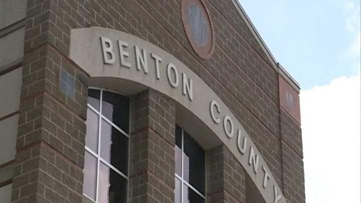 Benton County's comptroller Sarah Wilson was fired Tuesday, one day after she was put on administrative leave during an investigation.