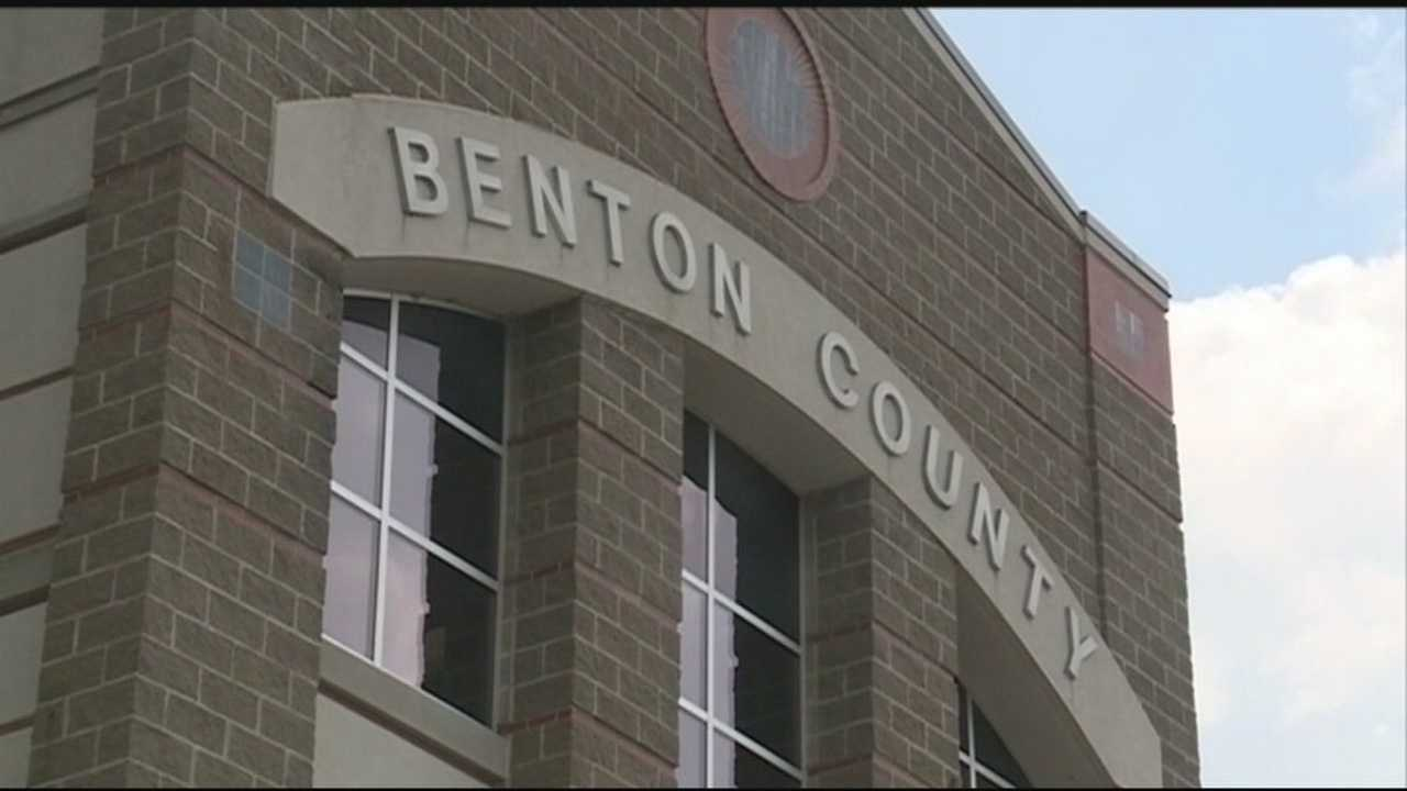 Benton County Comptroller Fired