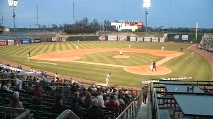 Naturals open their seventh season Thursday night