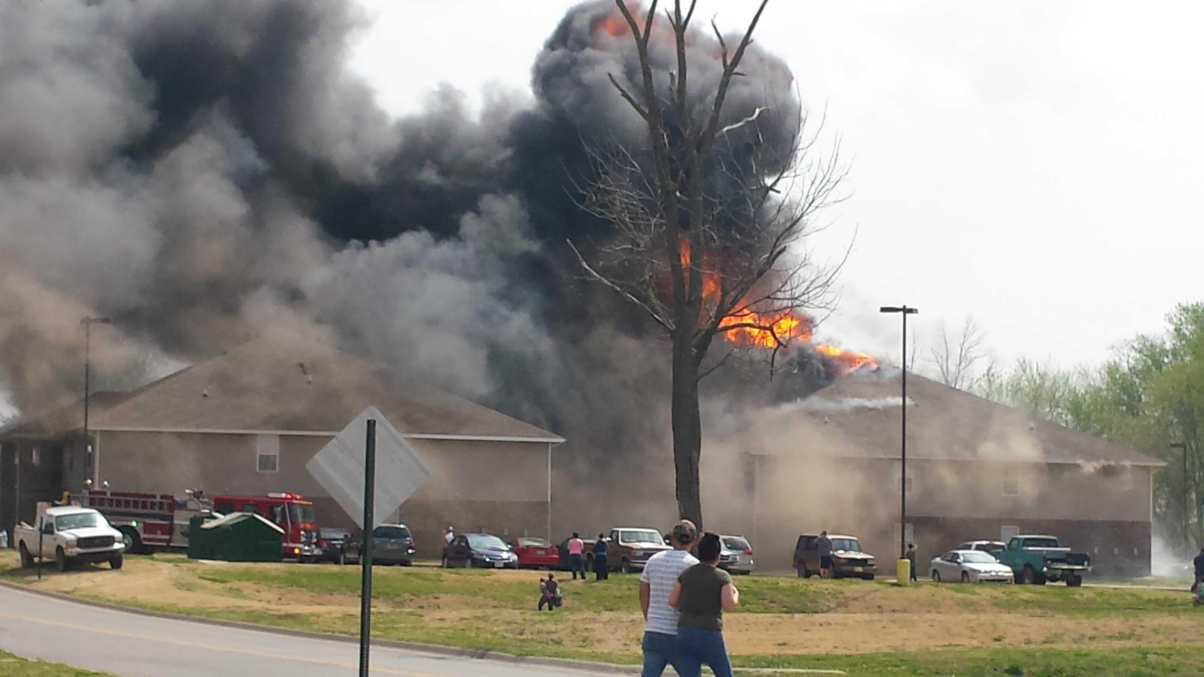 Centerton Fire