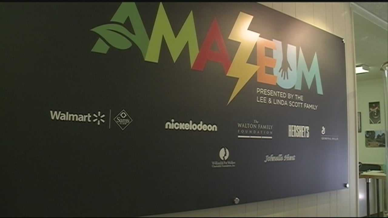The idea of the Amazeum museum first came up in 2006