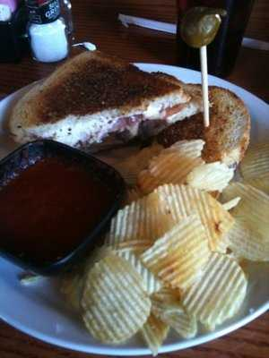 The Parmageddon, Hammontree's Grilled Cheese-Fayetteville