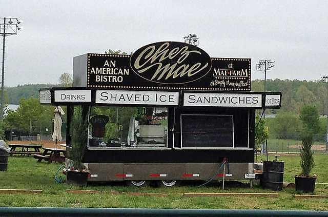 Chez Mae at Mae Farm-Springdale