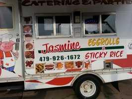 Jasmine Eggrolls-Fort Smith