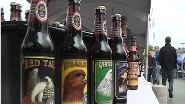 Foam Fest offers a taste of local breweries