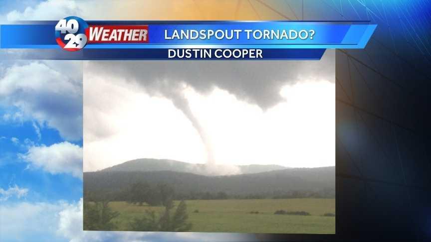 landspout pic