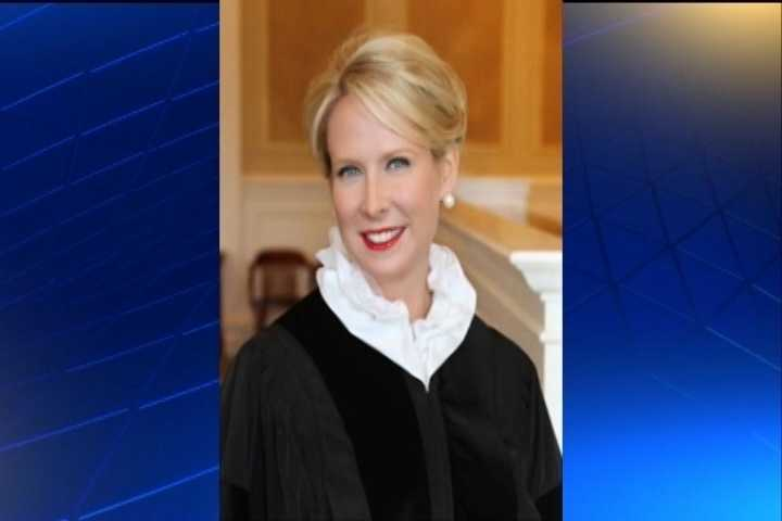 Justice Courtney Hudson Goodson is from Harrison. She went to law school in Fayetteville. She served as a law clerk at the Arkansas Court of Appeals.