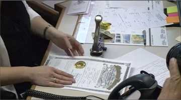 May 10: The first marriage license is issued to a same-sex couple in Eureka Springs.