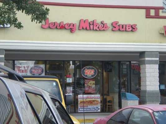 Jersey Mike's Subs- For both the River Valley and Northwest Arkansas.