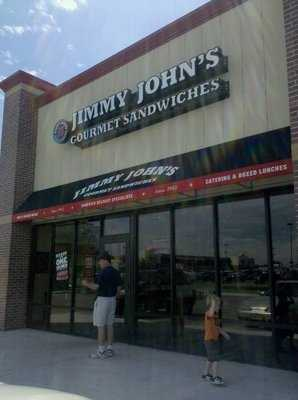 Jimmy John's- For the River Valley.