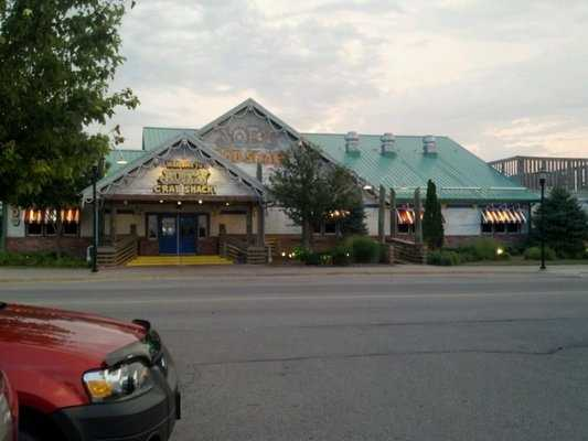 Joe's Crab Shack- For both the River Valley and Northwest Arkansas.