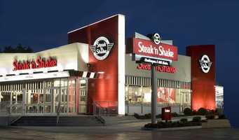 Steak'n Shake- For the River Valley.