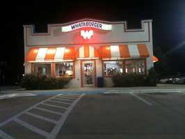 Whataburger- Soon to open in Northwest Arkansas and wanted in the River Valley.