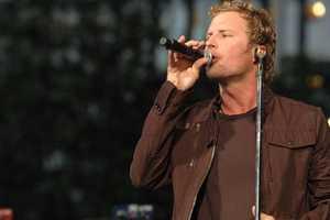 8. BentleyCountry music star Dierks Bentley is to perform at the Walmart AMP in June.