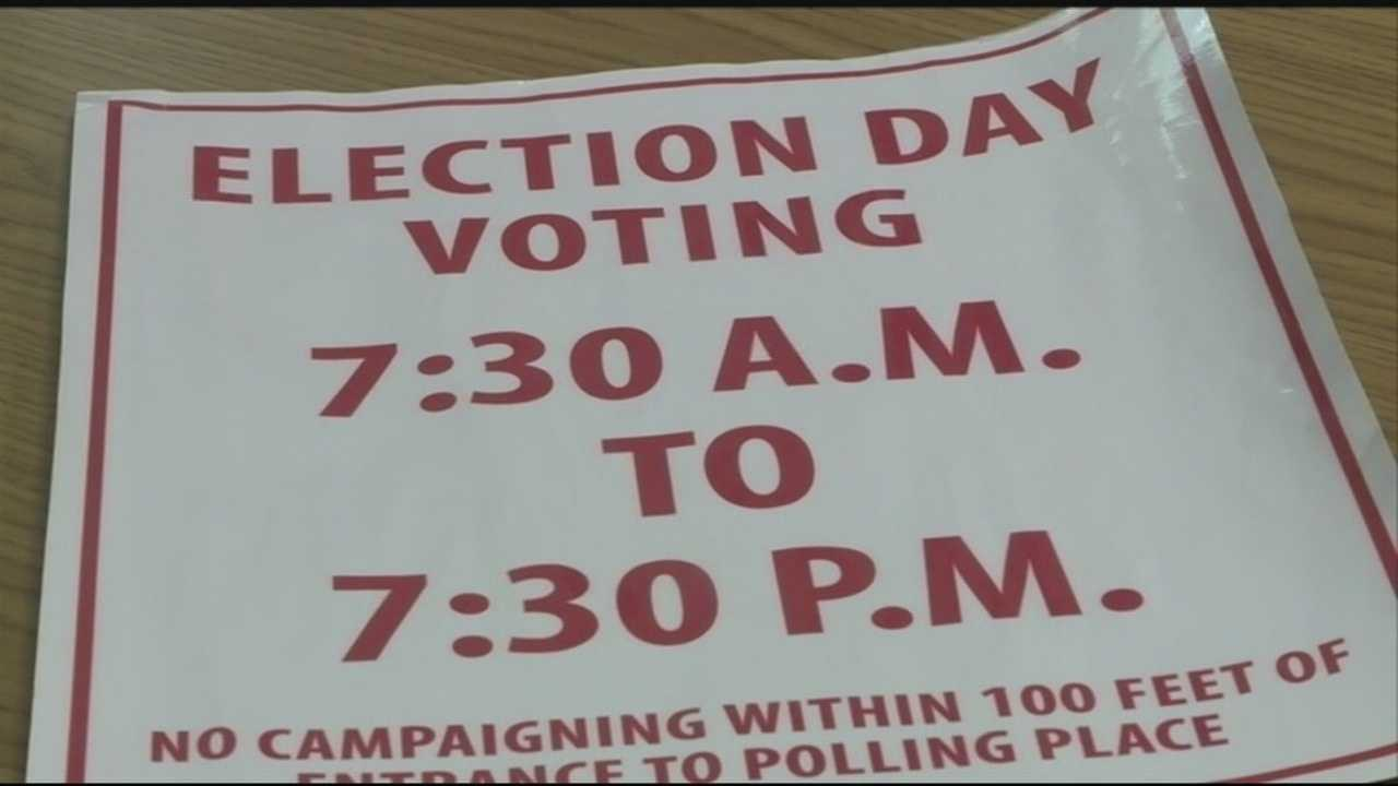 Voters Tuesday will need to show a photo ID when they cast their ballot.