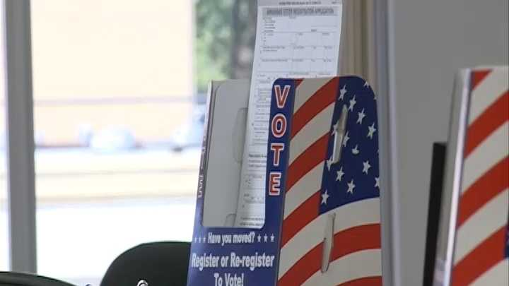 Dozens of polling locations will be open for voting Tuesday across Benton County.