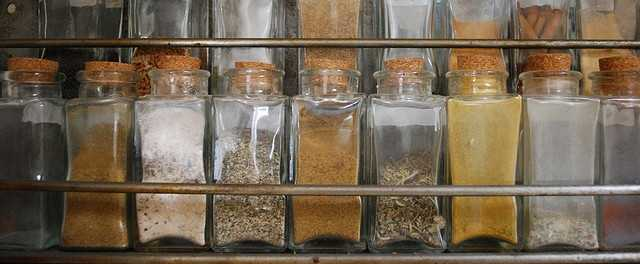 It's not just the salt in your spice rack that packs the sodium. Make sure to check your labels.