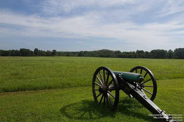 5. Visit a national battlefield or veteran's memorial.