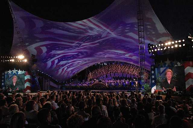 6. Watch the National Memorial Day Concert on PBS, which honors the military service and sacrifice of all our men and women in uniform. Find out when it airs here.