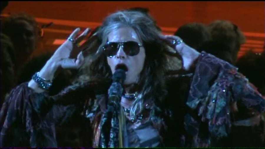 Aerosmith - 2012 performer