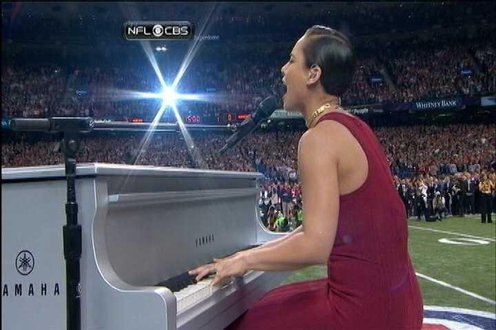 Alicia Keys - 2011 performer