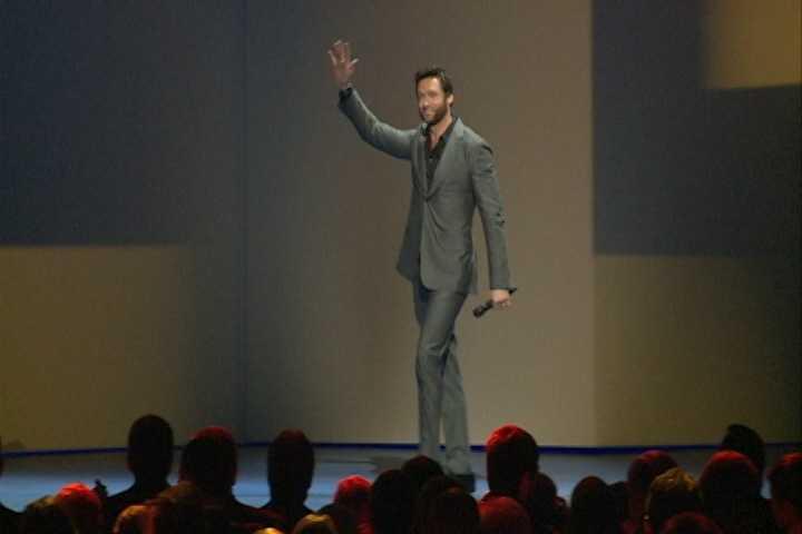 Hugh Jackman - 2013 host