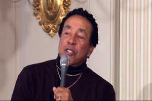 Smokey Robinson - 2009 performer