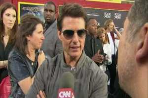 Tom Cruise - 2013 speaker